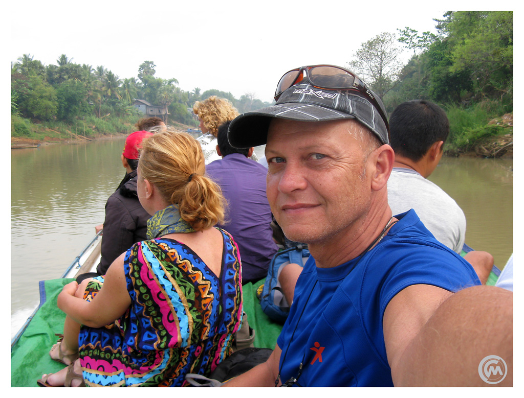 Going by ferry is a fantastic way to get to Siem Reap from Battambang, Cambodia